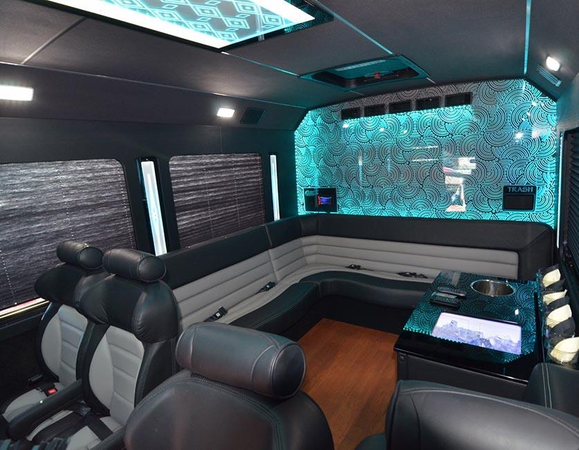 executive limo hover