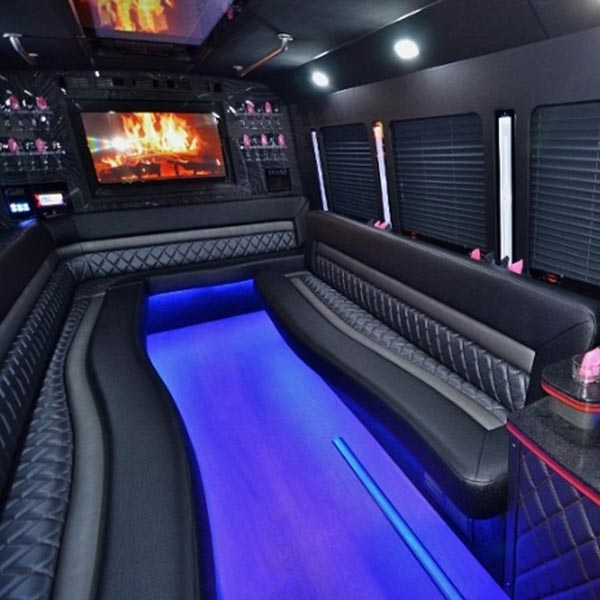 limo bus 4
