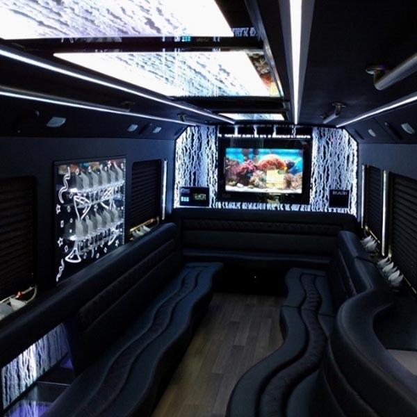 limo bus 8