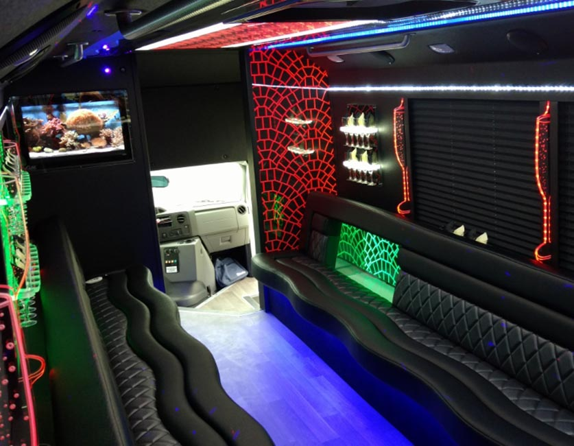 party bus hover