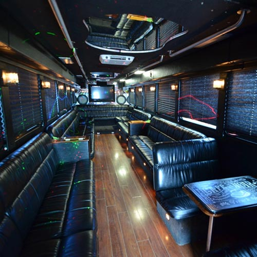 2004 craftsman freightliner bus limo bus for sale