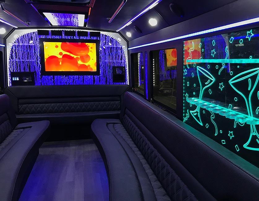 limo bus 1