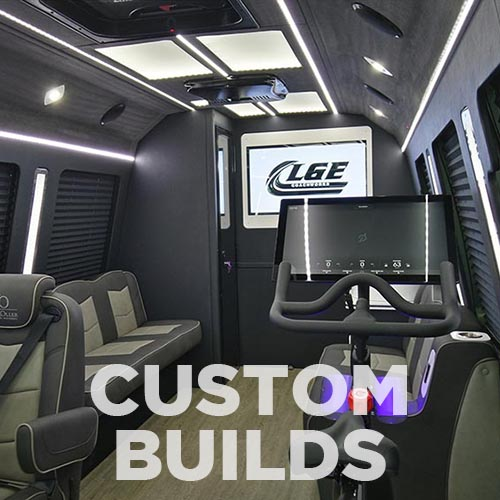 LGE CUSTOM LIMO BUILD